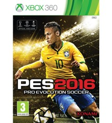 Pro Evolution Soccer (PES) 2016 - Day One Edition