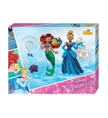Hama Perler - Midi - Gaveæske - Disney Princesser
