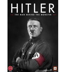 Hitler - The Man Behind the Monster - DVD