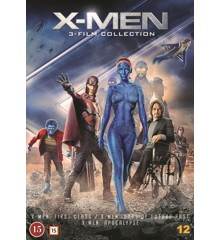 X-Men: The Prequel Trilogy - DVD