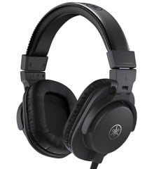 Yamaha - HPH-MT5 - Closed-Back Studio Headphones (Black)