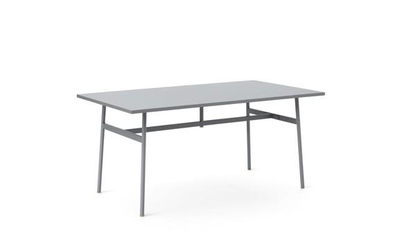 Normann Copenhagen - Union Table 160 x 90 cm - Grey (1401157)