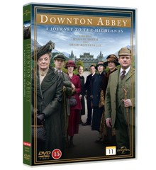 Downton Abbey - A Journey To The Highlands - DVD