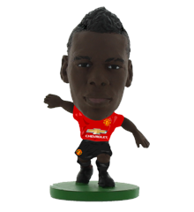 Soccerstarz - Manchester United Paul Pogba - Home Kit (2019)