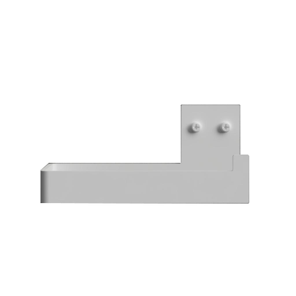 Nichba-Design - Toilettenpapierhalter - Weiß