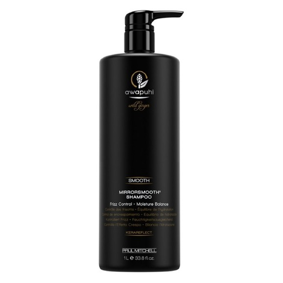 Paul Mitchell - Awapuhi Wild Ginger Mirrorsmooth Shampoo 1000 ml