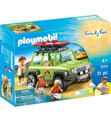 Playmobil - Off Road SUV (9154)