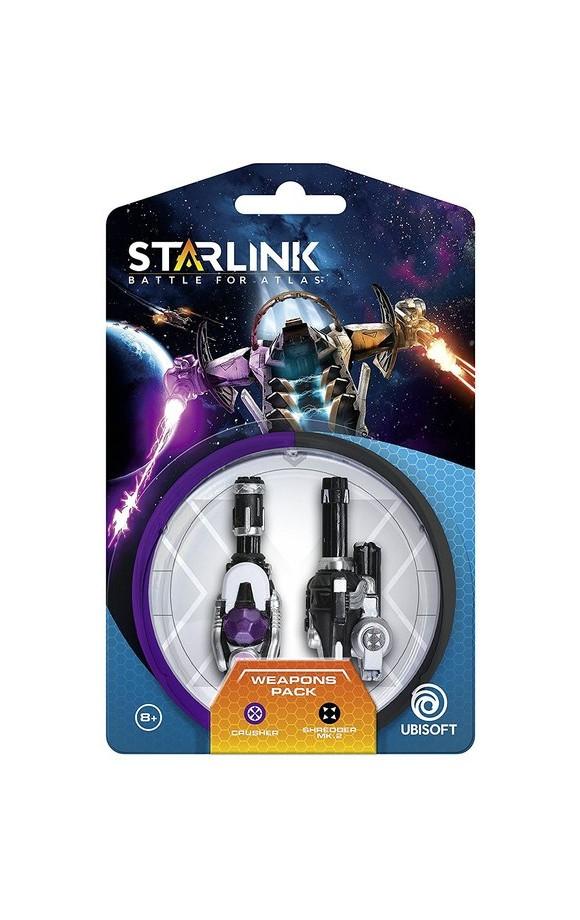 Starlink: Battle For Atlas - Weapons Pack Crusher + Shredder