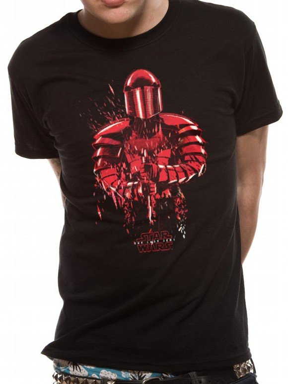Star Wars 8 The Last Jedi - Praetorian Guard (Unisex)  T-Shi