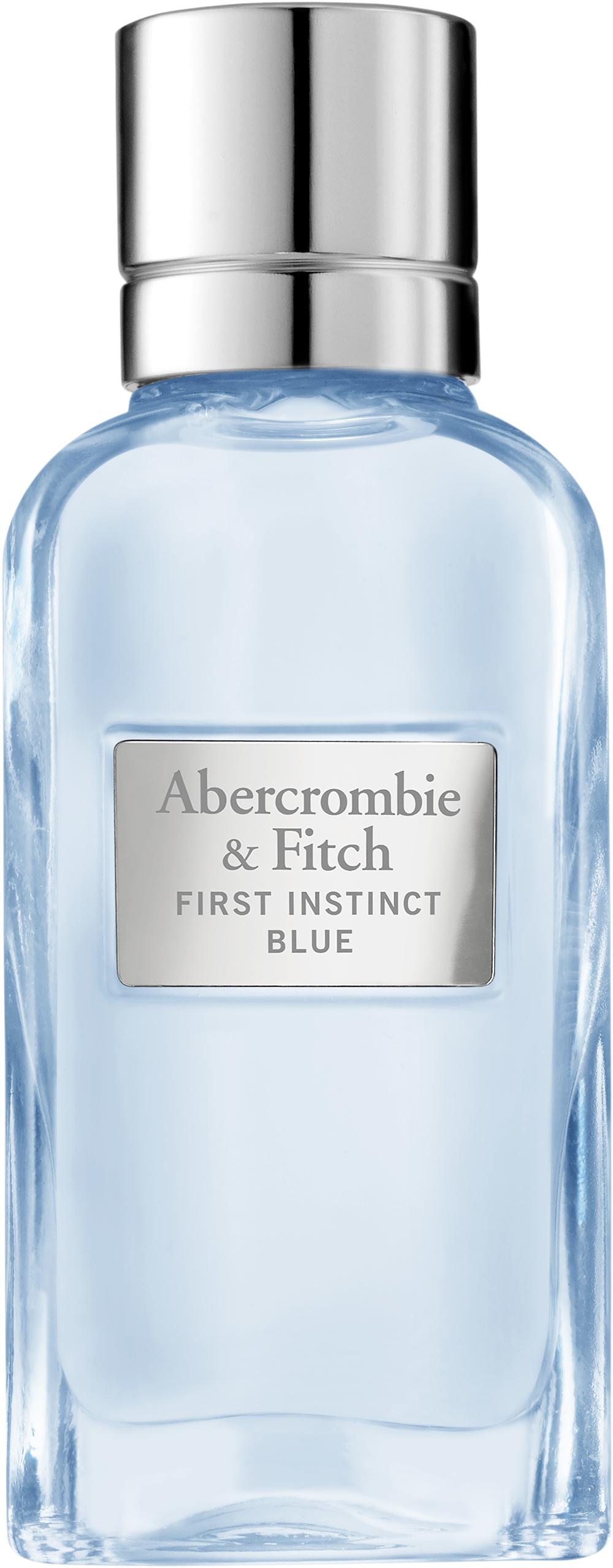 Bilde av Abercrombie & Fitch - First Instinct Blue For Her Edp 30 Ml