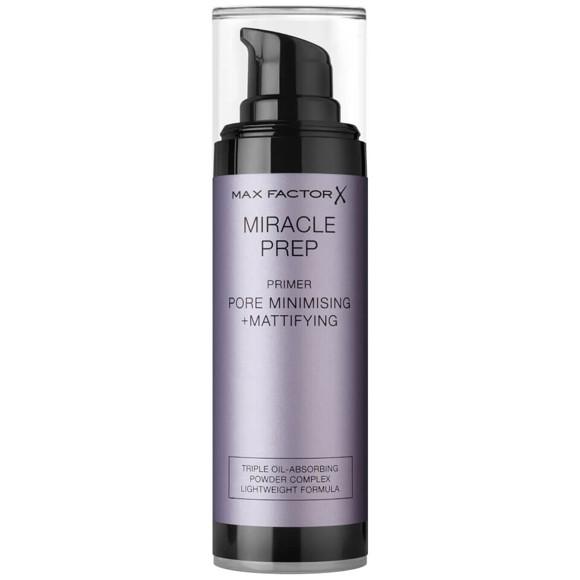 Max Factor - Miracle Prep Pore Minimising and Mattifying Primer 11 ml
