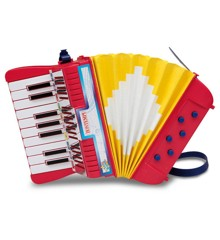 Bontempi - Accordion with 17 keys (1780)