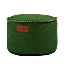 SACKit - RETROit Cobana Drum Puf - Grøn  (Kan bruges udendørs)