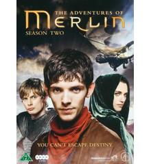 Merlin: Season 2 (4-disc) - DVD
