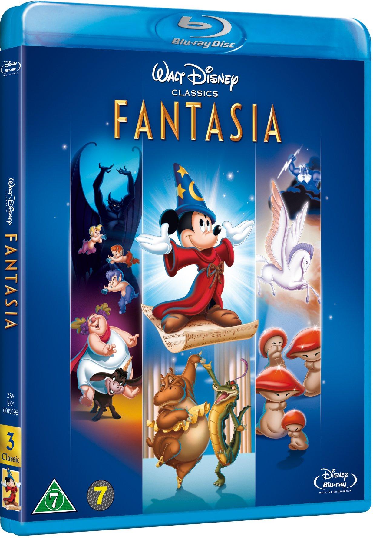 Fantasia Disney classic #3