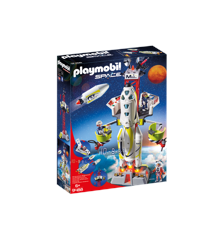 Playmobil - Mission Rocket with Launch Site (9488)