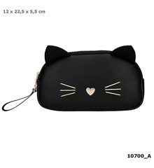 Top Model - Small Bag Cat - Black (0410700)