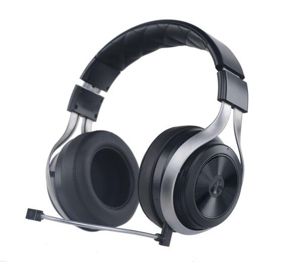 Lucid Sound - LS30 Wireless Headset - Black