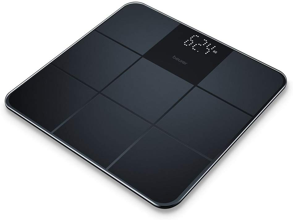 Beurer - GS235 Digital Bathroom Scale - With Non-slip Surface - 5 Years Warranty