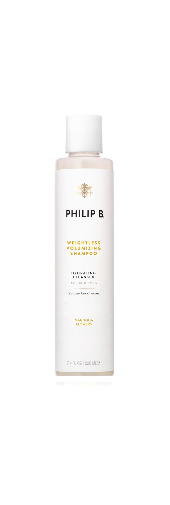 Philip B - Weightless Volumizing Shampoo 220 ml