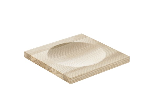 Zone - Silva Chopping Board - Core Ash (331155)