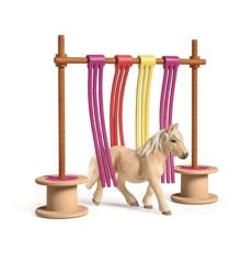 Schleich - Pony gardin (42484)