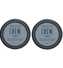 American Crew - 2x American Crew - Fiber Voks 85 gr.