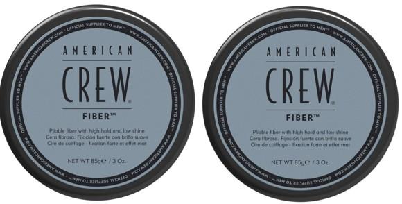 American Crew - 2x Fiber 85 gr.