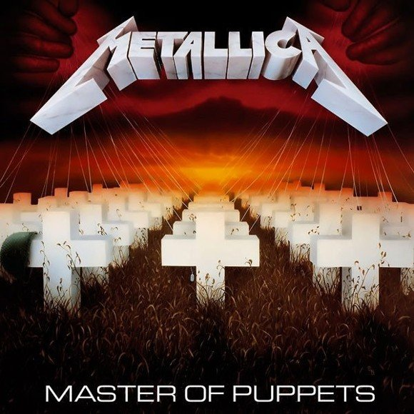 Metallica - Master Of Puppets - Remastered - CD