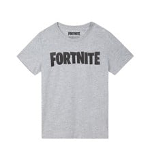 FORTNITE Grey Logo Tee Size XL