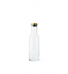 Menu - Bottle Carafe With Lid - Brass (4680839)