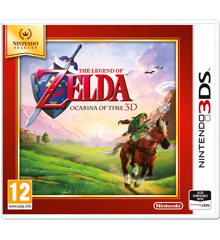 The Legend of Zelda: Ocarina of Time 3D (Selects)