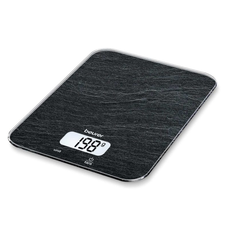 Beurer - KS 19 Kitchen Scale Skifer - 5 Years Warranty