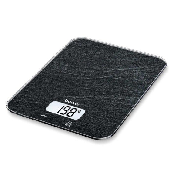 Beurer - KS 19 Kitchen Scale Skifer - 5 Years Warranty