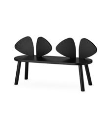 Nofred - Mouse Bench - Black