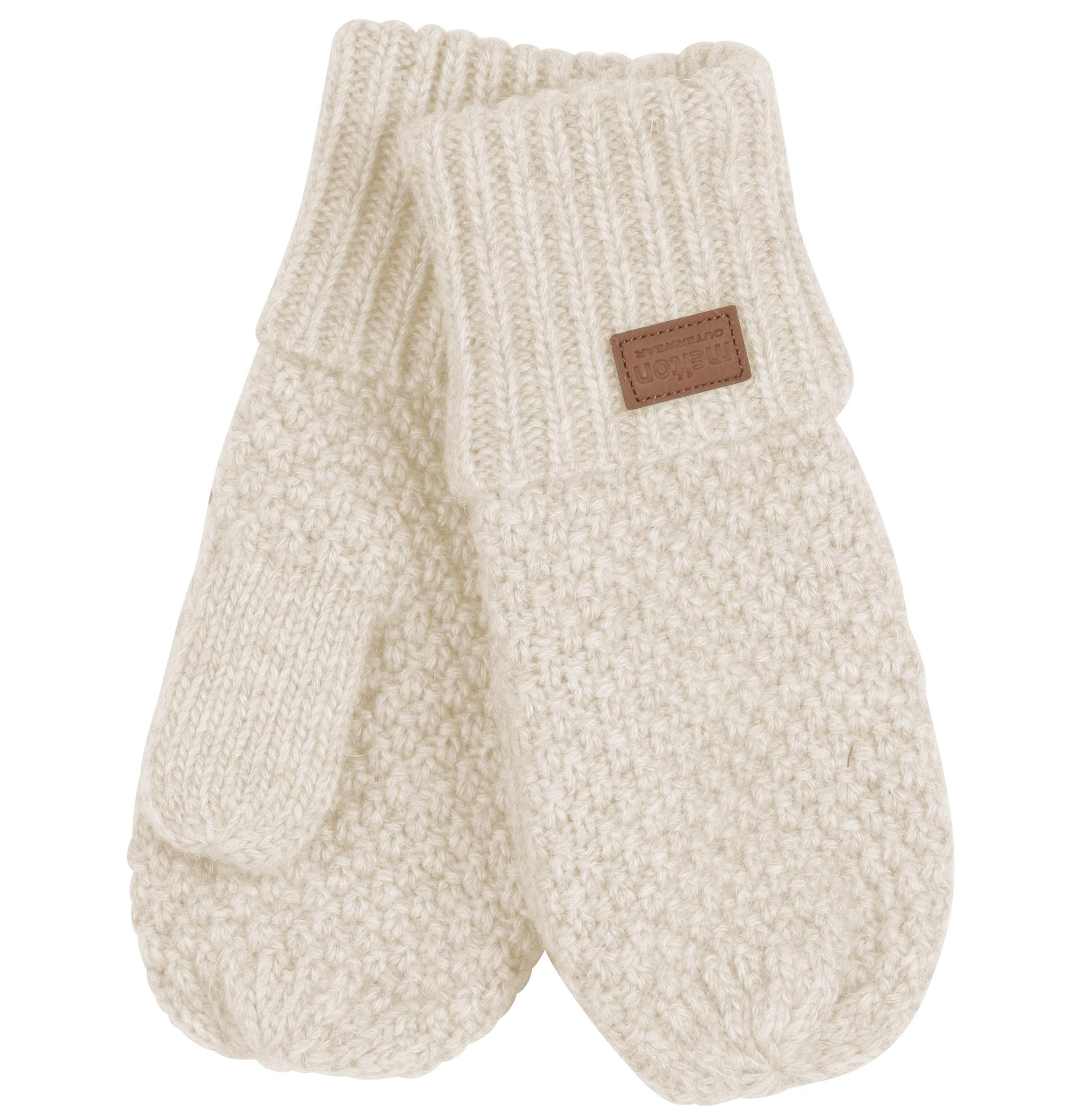 Melton - Lamb wool Sailor Mittens