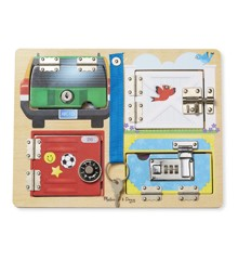 ​Melissa & Doug's - Lock & Latch Board (19540)