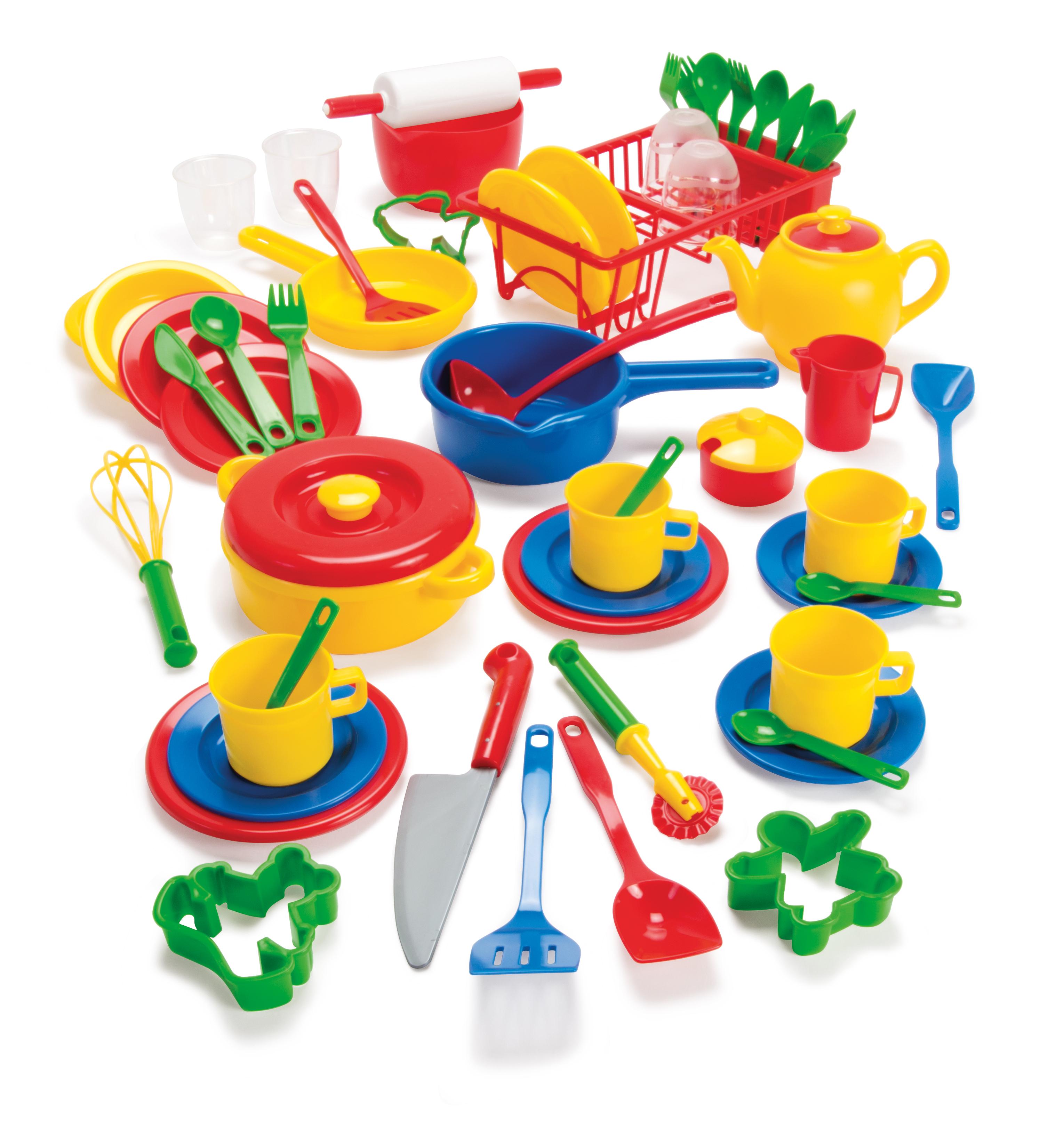 Dantoy - Kitchen Play Set in Box (4256)