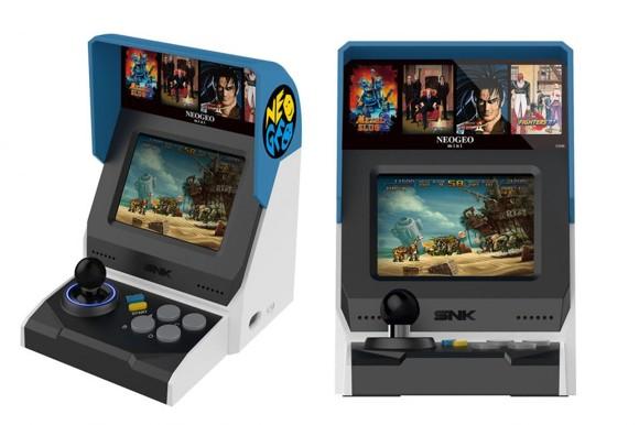 SNK NeoGeo Mini - 40th Anniversary Console (EU) /Retro