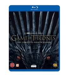 Game Of Thrones Season 8-  Blu ray