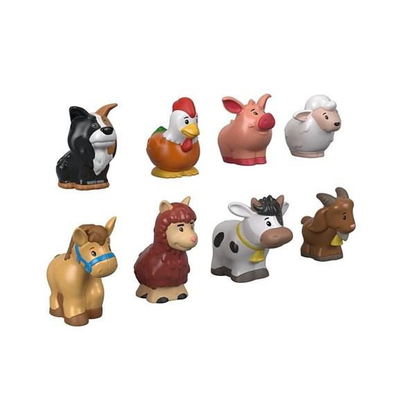 Fisher-Price - Little People - Farm Animal Friends (GFL21)