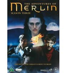 Merlin: Season 3 (4-disc) - DVD