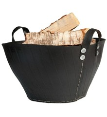 Dacarr By Muubs - Firewood Basket Ø: 50 cm. (8690000015)