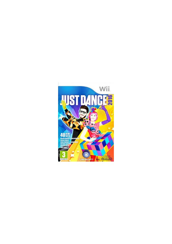 Just Dance 2016 (UK)