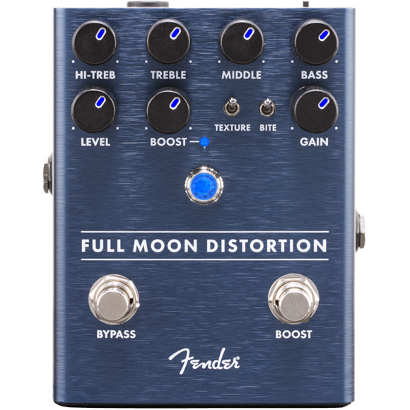Fender - Full Moon Distortion - Guitar Effekt Pedal