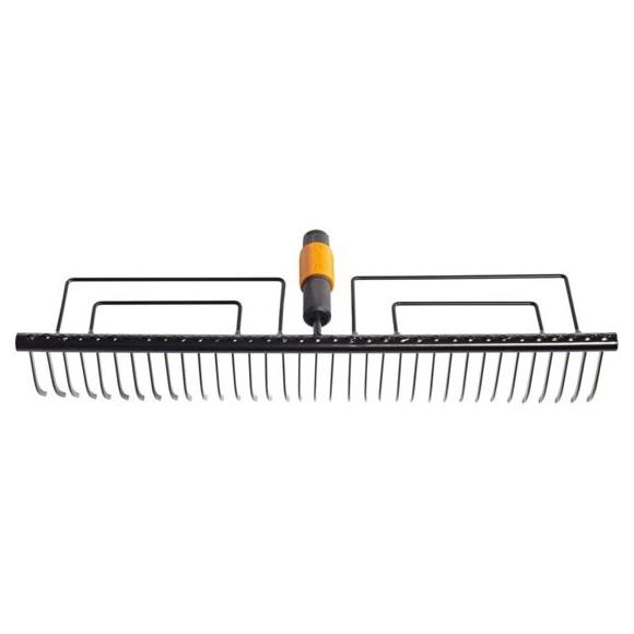 Fiskars - QuikFit Plæne-/løvrive  57 cm