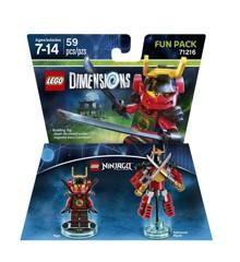 LEGO Dimensions: Fun Pack - Nya (Ninjago)