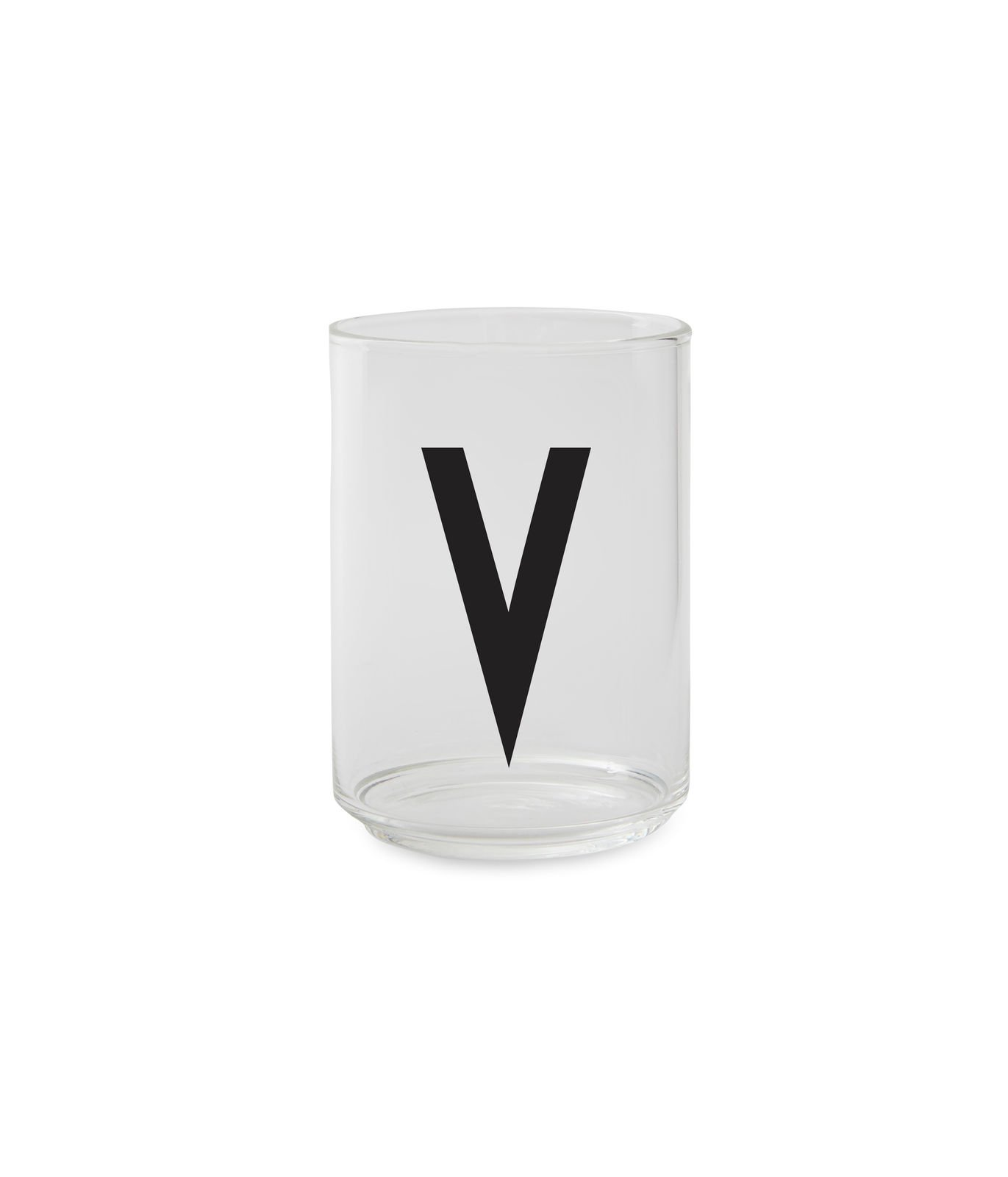 ​Design Letters - Personal Drinking Glass V