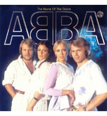 ABBA ‎– The Name Of The Game - CD