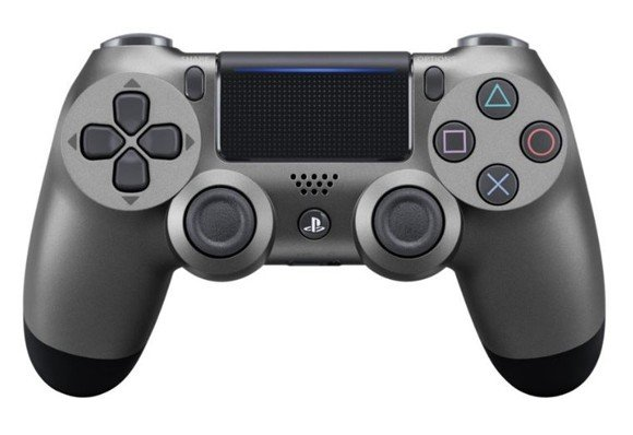 Sony Dualshock 4 Controller - Steel Black V2